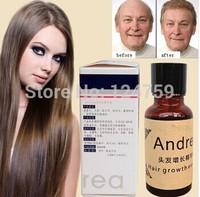 free shipping Andrea Hair Growth Essence Hair Loss Liquid dense hair fast sunburst hair growth grow Restoration pilatory