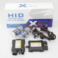 Xenon HID Kit 35W Car Headlight Slim Ballast Bulb Replacement H1 H3 H7 H8 H9 H10 H11 9005 9006 4300K 5000K 6000K 8000K 10000K
