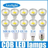 10 pcs/lot 3W GU10/E27/E14/Gu5.3/Mr16 85-265V(110v/220V/230V) CE Warm White/ White High Power LED Lamp/Spot lighting WSP21