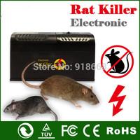 Electronic Mouse Rat Rodent Killer Electric Trap Zapper Pest Repeller
