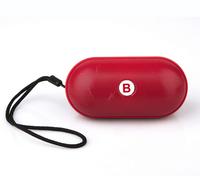 Pill Bluetooth Speaker Capsule Speakers Pills Phone Handsfree with NFC Audio Music player Free shipping