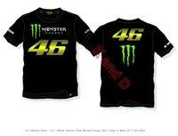 !2014! MOTOGP rossi VR46 T-shirt motorcycle bike racing short-sleeved the doctor