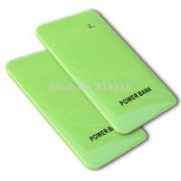 2104  hot sale  10000mah ultra-thin portable mobile power