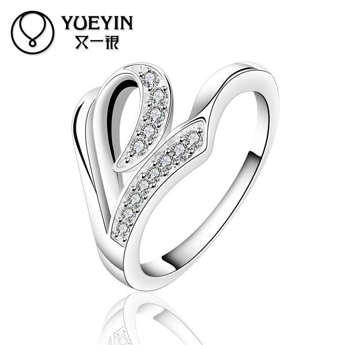 Кольцо YUEYIN r621/8 925 anneau /anel /anneau  R621-8 кольцо yueyin r161 925
