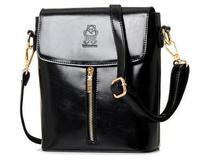 Women Handbags with Logo Small Flap Shoulder Bags Caual Bolsas Vintage Messenger Bags for Women New Fashion Ladies Leather Bags