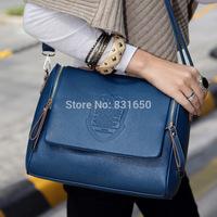 free shipping lady bags Korean fashion handbags shoulder bags many colors