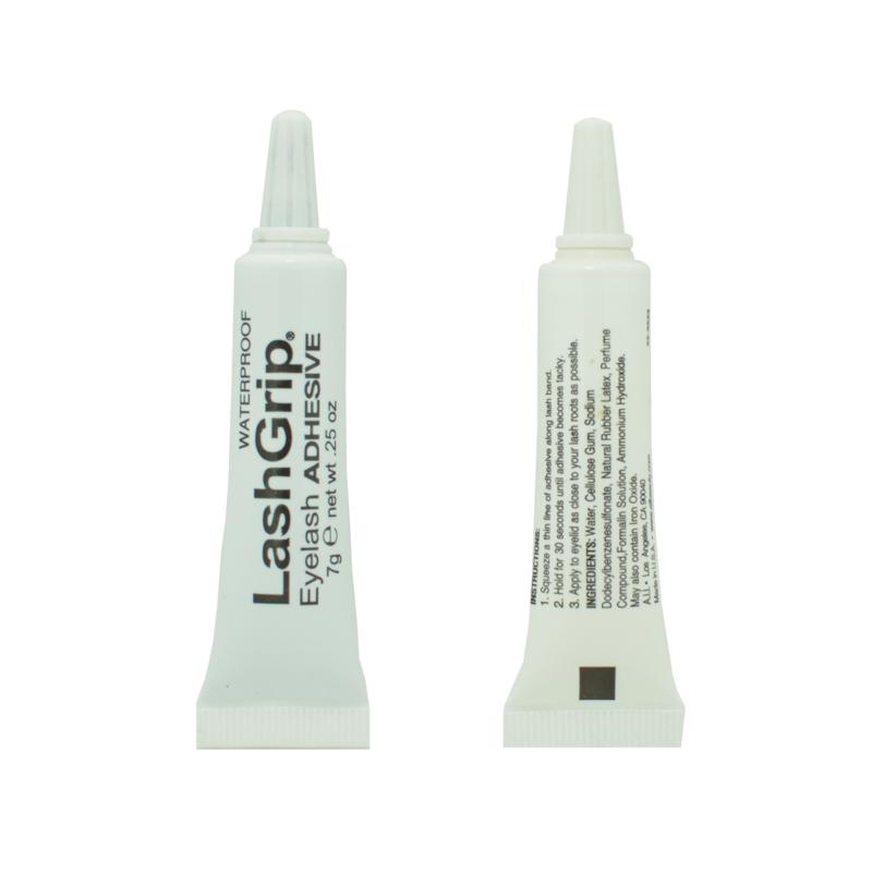 1pcs Brand Waterproof False Eyelash Glue LashGrip Adhesive for Strip Lashes Eyelashes Extension Dark/White Freeshipping(China (Mainland))
