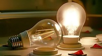 led Indoor Filament lamp