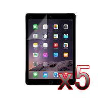 QW 5x Matte LCD Guard Screen Protector Film for Apple iPad Air 2 iPad 6 Gen