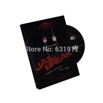 Jailbreak by Lyndon Jugalbot & Finix Chan (Gimmicks and DVD), visual deck through card case effect simple magic trick 2014