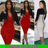 Women Winter Dress 2015 Desigual Bandage Dress Patchwork Knee-Length Women Bodycon Casual Dress Vestidos Plus Size Free Shipping