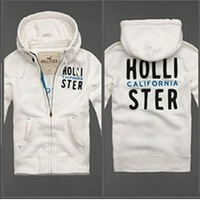Free shipping hooded sweatshirt zipper sweater men cotton casual jacket