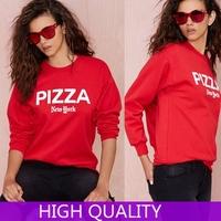 Sweatshirts Women 2015 New Fashion Letters Printed Sweatshirt Hoodies Fleece Pullover Full Sleeve Sport Suit Women Tracksuits