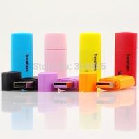 New High Speed Mini USB 2.0 Micro SD TF T-Flash Memory Card Reader Adapter  1 PC