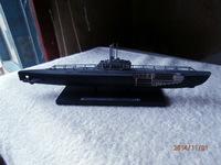 ATLAS  Germany 1945 XXI U boat   Diecast submarine model
