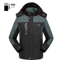 2014 Hotsale promotion Pocke sports Mauntaineering Jackts Men's climbing outdoor quickdry jacket coat