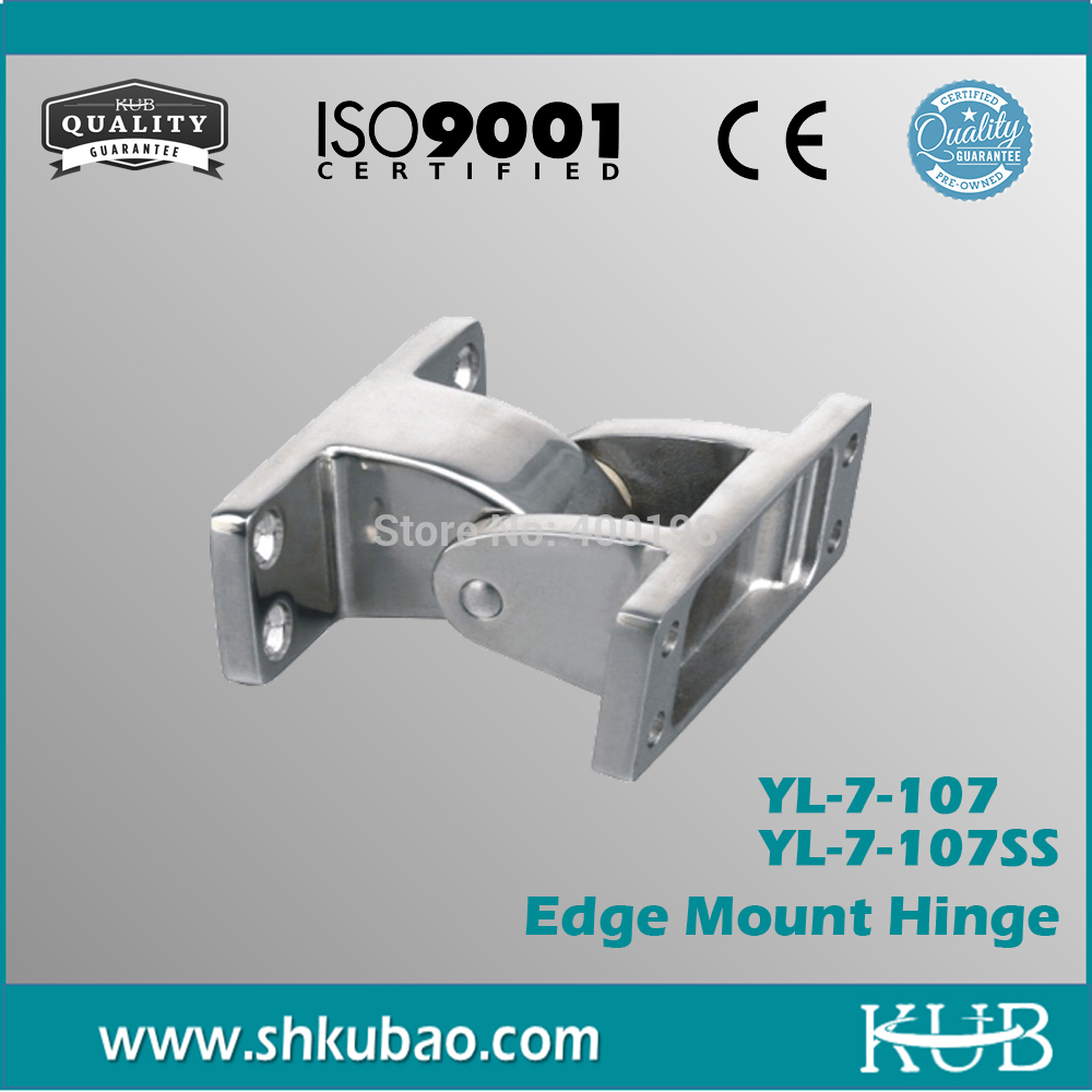 Low price Stainless Steel Zinc YL-7-107SS latch cold room door Hinge(China (Mainland))