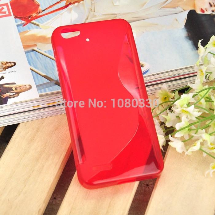 atacado casos de telefone para 500pcs/lot jiayu g4/jy g4 estojo linha s pudim pudim telefones celulares tpu caso capa frete grátis(China (Mainland))