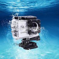 Action Camera Full HD DVR Sport DV Original SJ4000 Wifi 1080P Helmet waterproof Camera Motor Mini DV freeshipping