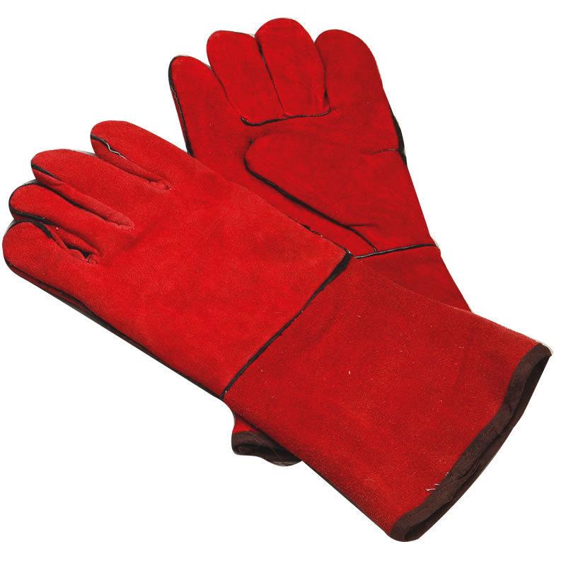 [ Tours ] genuine all- leather belt electromechanical Bridget welding gloves ( brand : Shanghai Endura )(China (Mainland))