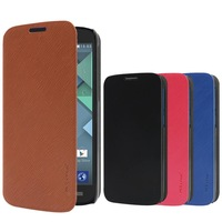 New Luxury Wallet book Style Leather Case For Alcatel One Touch Pop C7 7041 OT-7041D 7041X TCL J720 Screen Protector Free ship!