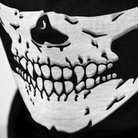 Motorcycle ride skull cs seamless magic bandanas outdoor sports washouts ride muffler scarf face mask=FACTORY PRICE