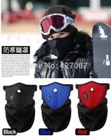 New Thermal Neck warmers Fleece Balaclavas CS Hat Headgear Winter Skiing Ear Windproof Warm Face Mask Motorcycle Bicycle ScarfFR
