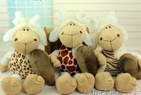 NICI new 48cm sheep Primitive tribes plush toy Christmas gift lamp stuffed toys kids Creative animal Doll for children boy&girl