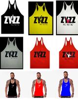 New GYMSHARK tank tops  professional bodybuilding vest  XYZZ  men's  Golds Gym Tank top