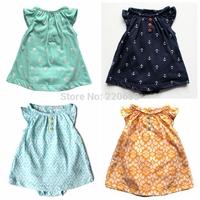 Carter Brand,baby girl dress,new 2014,body,summer clothing,newborn,bebe,baby bodysuits,baby overall,romper