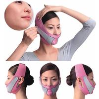 New Face Slimming Shaping Cheek Lift Up Sleeping Belt Strap Band /Cheek Scalp Face Shaper Belt Anti Wrinkle Sagging YPHB-19F