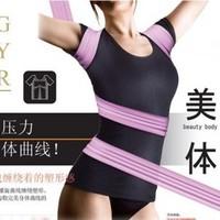 New Lady Sexy Corset Slimming Suit Shapewear Body Shaper Magic Underwear Bra Up New YPHB-20F
