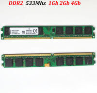 ddr2 533mhz PC2-4200  memoria RAM DDR2 4Gb 2Gb 1Gb 533Mhz / ddr 2 533 1G 2G 4G -- lifetime warranty -- good quality
