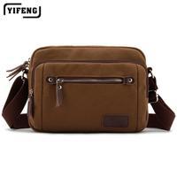 men and Korean version flows canvas business  Messenger  casual bags man bag retro,free shipping