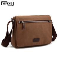 shoulder bag Crossbody cross male Korean version of tide student backpack snack bag canvas men,free shipping
