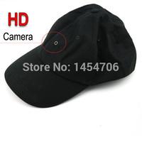 New free shipping Baseball Cap Hat HD Camera DVR Mini Camcorder black Baseball Cap Camera Hat DVR Mini Camcorder Recorder
