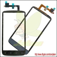 Hotsale Original New Touch Screen Digitizer Panel Repair Replacement For HTC G14 Z710E Sensation Free By China Air Post 1PCS/Lot
