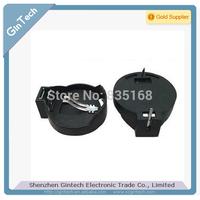 FREE SHIPPING 50PCS CR2025 CR2032 battery holder Battery Socket 3V button battery holder,battery Case