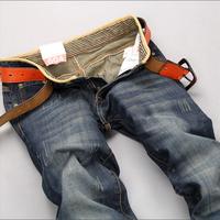 jeans  men's fashion jeans men autumn clothes new fashion brand Men's pants  men's clothing