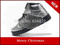 men's / women's brand fashion sneakers jeremy scott wings sneakers js wings 'fleece'/rainbow/leopard/op-art