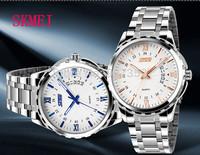 Hot Luxury Business Casual Men Stainless steel quartz Watch watches men luxury brand 30TAM Waterproof men wristwatches