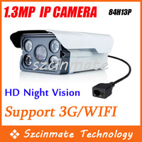 1.3MP HD IP Camera 960P CCTV Camera IR Security Camera Onvif P2P Waterproof IP66 10pcs/lot Wholesale