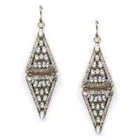 New Arrival fashion women statement JC Earrings for women 2014 jewelry wholesael supplier