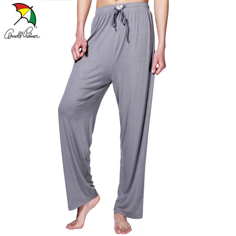 Mens Pajama Pants With Pockets New 2014 Men 39 s Modal Pajama Pants at Home Loose Pocket Elastic Trousers Men