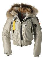 Winter Brand Real Fur Kodiak Coat for Women's Hooded Down Jackets Parkas Sanbing Denali Gobi Bomber Dun Jakke Oliven Kvinner 801