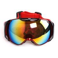 New 2014 POLISI Skiing Ski Snowboard Goggles Anti-Fog Sun Glasses Outdoor Sport Motocross Off-Road Sled Glasses Eyewear