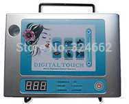 touch panel permanent makeup tattoo machine pen kit for eyebrow,eyeline,lip