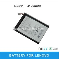 JiuQiang BL211 NEW Mobile phone Battery For LENOVO P780 battery