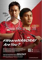 1 piece yy badminton racket NANORAY 900 JP version with T Joint  YY  badminton  padel raquete nanoray 900
