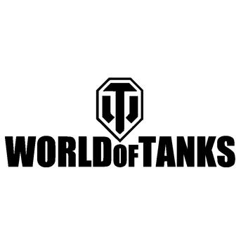 Авто на 26 см x 11 см мир танков мотоцикл автомобиль светоотражающие наклейки